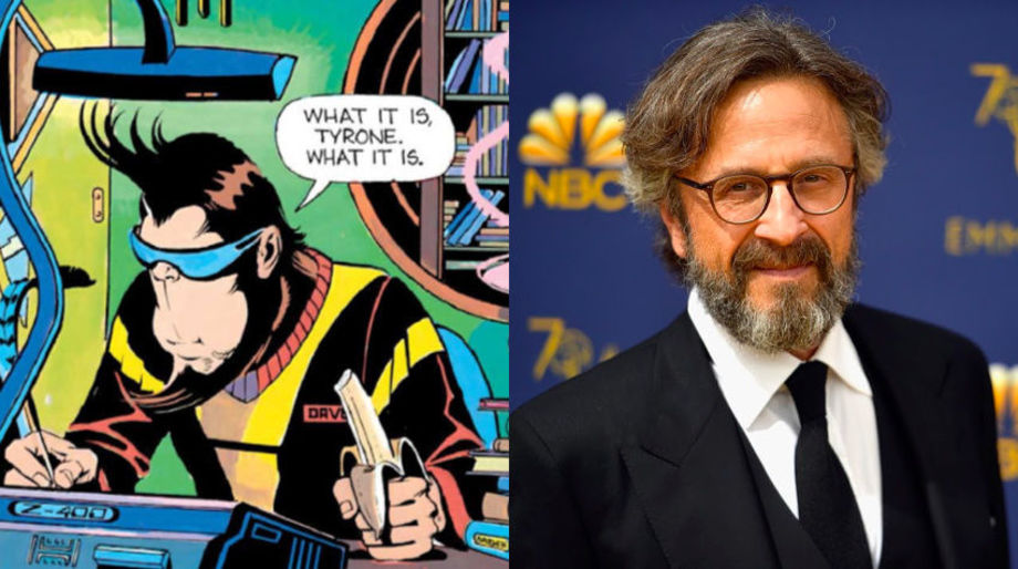 Marc Maron as Dave