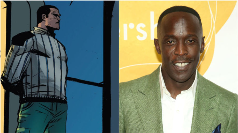 Michael Kenneth Williams as General Fortean