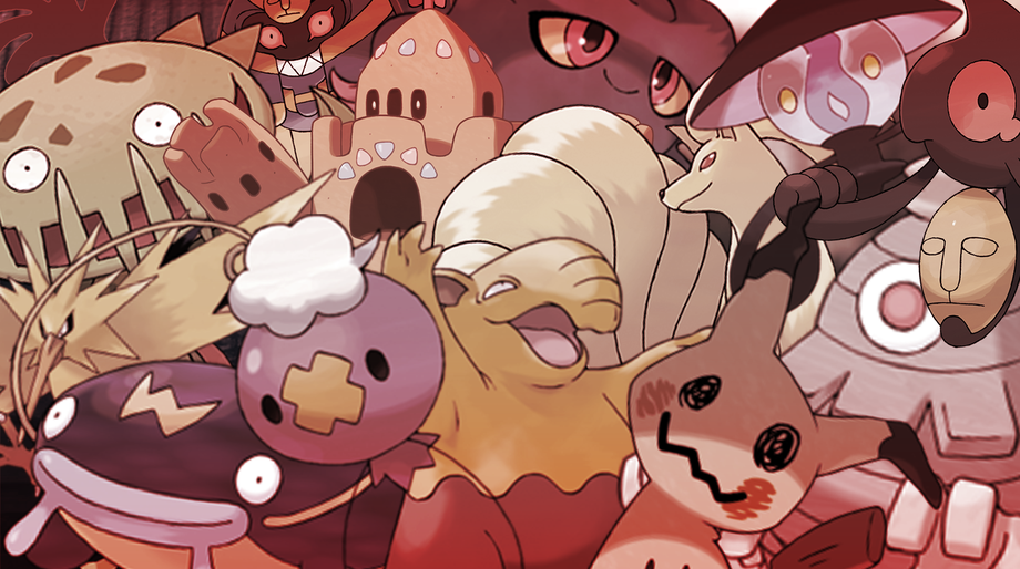 Pokemon dark origins cover