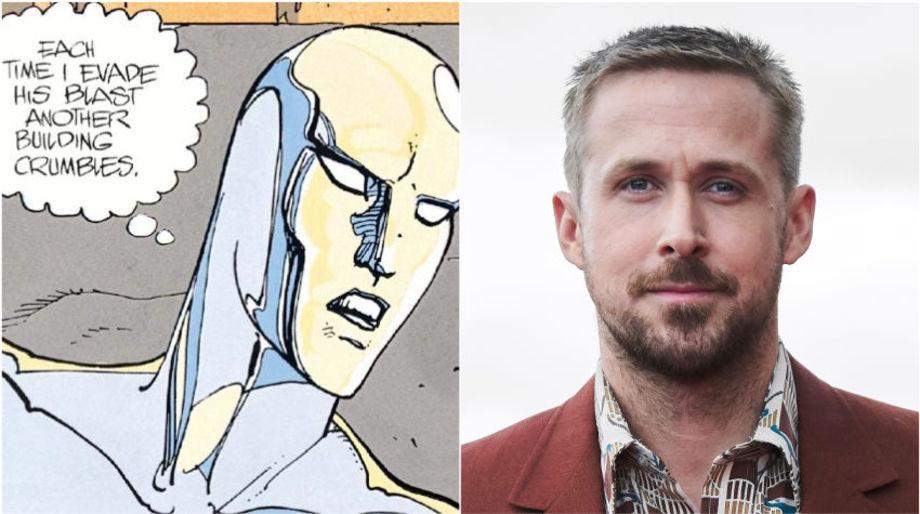 Ryan Gosling as Silver Surfer