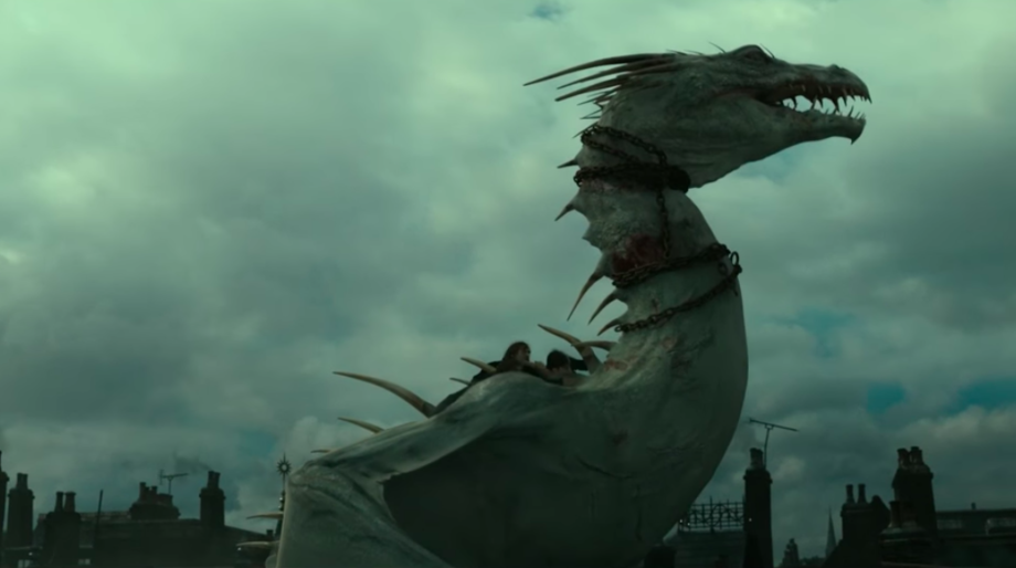 The top 10 'beastial' moments in the Harry Potter series in
