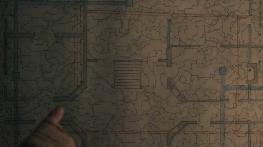 Haunted House Haunting Of Hill House Blueprints