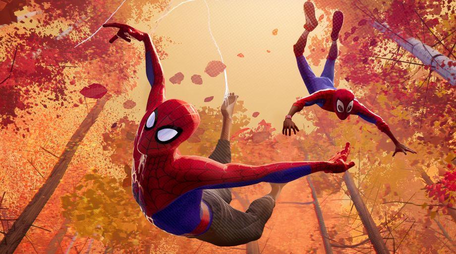 Spider-Man-Into the Spider-Verse