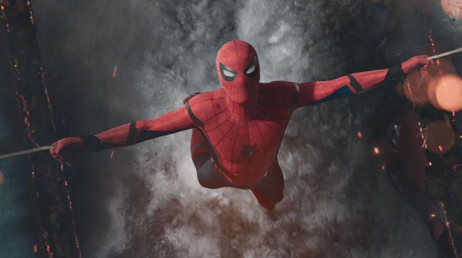 Spiderman Far From Home Wallpaper Iphone