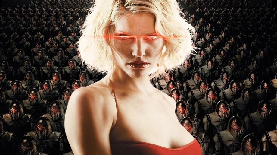 Battlestar Galactica miniseries hero