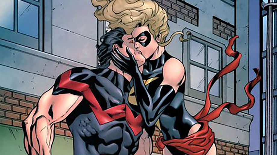 The strange loves of Carol Danvers