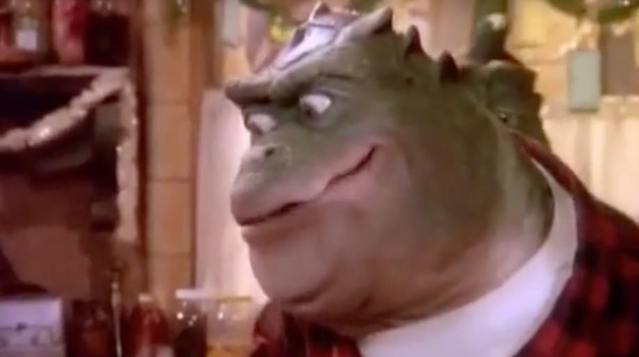 Dinosaurs: Refrigerator Day