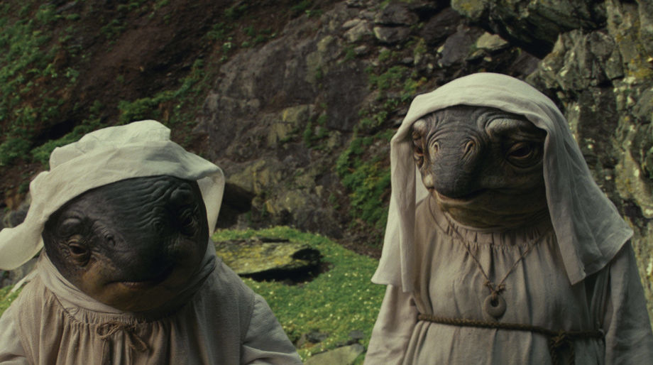 Fish Nuns, Star Wars Last Jedi