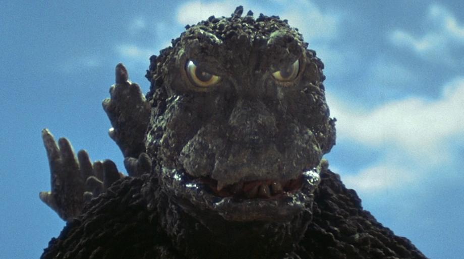 Godzilla v Sea Monster