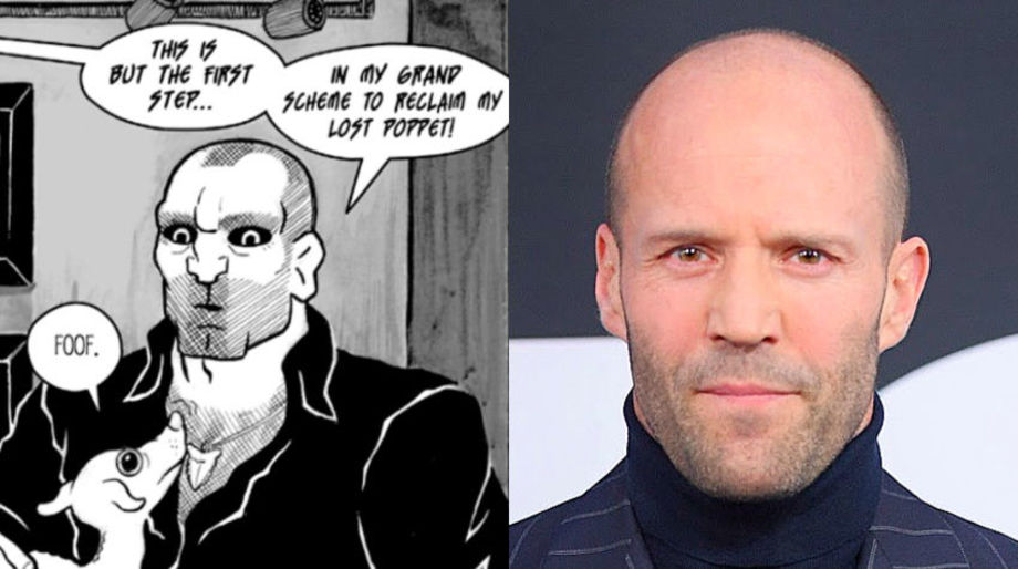 Jason Statham as Hamm