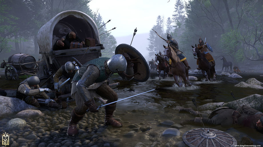 Kingdom Come: Deliverance - Combat