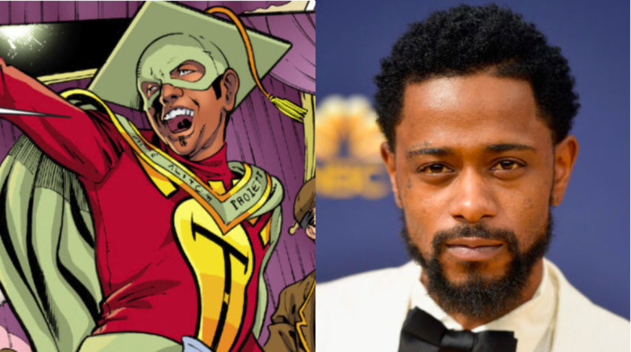 Lakeith Stanfield as Triviac