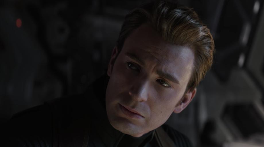 Steve Rogers, Captain America in Avengers: Endgame