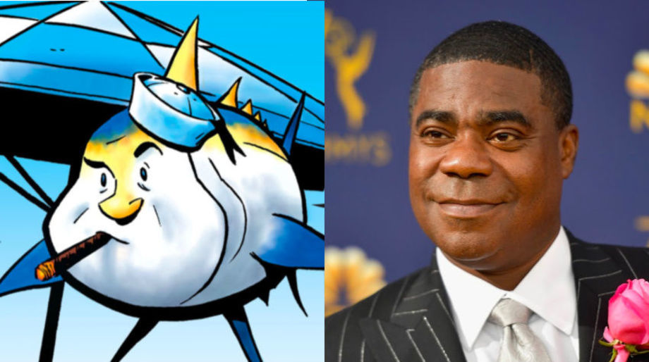 Tracy Morgan as Chubby da Choona
