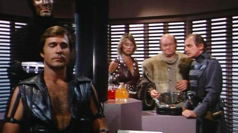 Buck Rogers spy episode