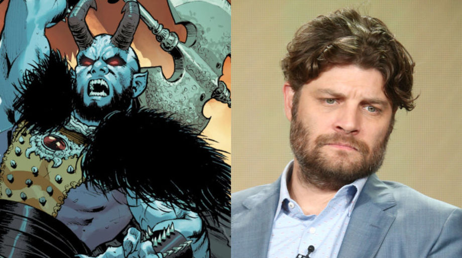 Jay Ferguson as Blue Devil