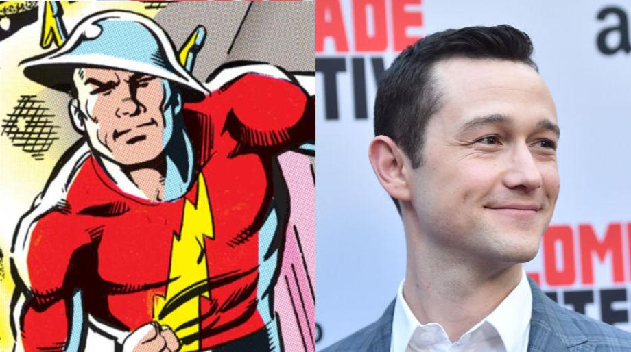 Joseph Gordon-Levitt as the Flash