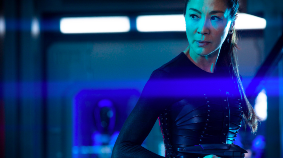 Michelle Yeoh Star Trek CBS
