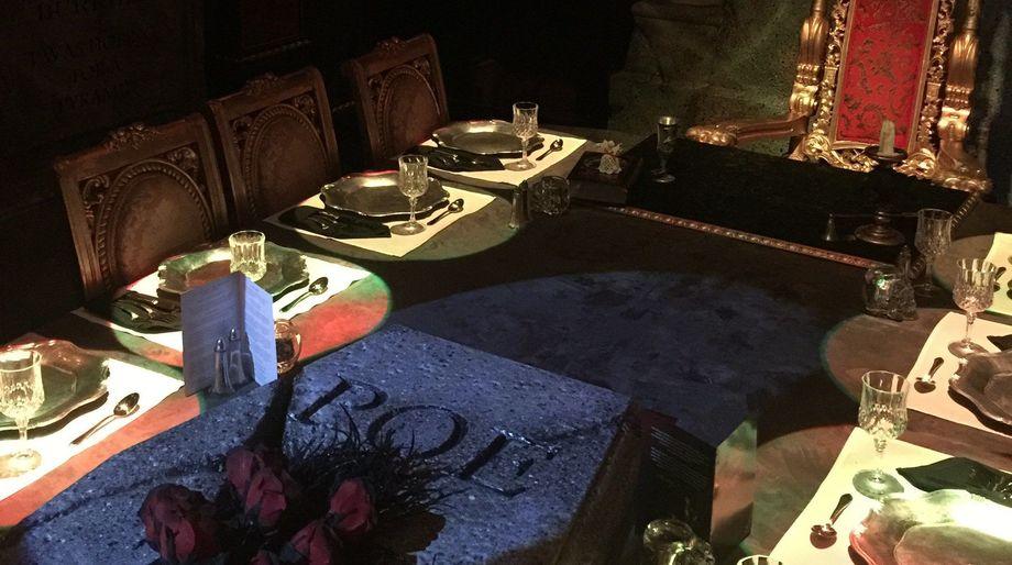 Mystique Dining magic club