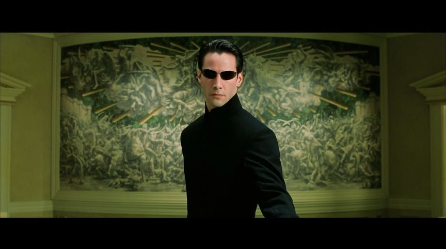Keanu Reeves – Neo, The Matrix