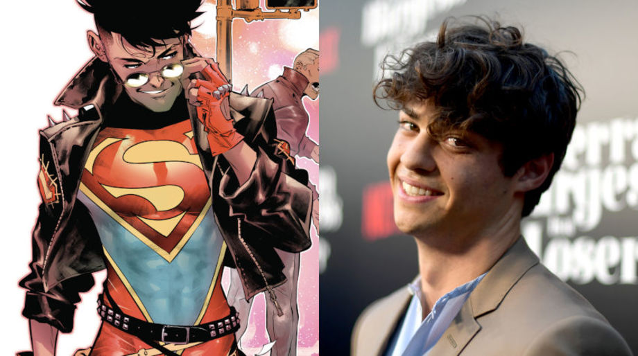 Noah Centineo as Superboy