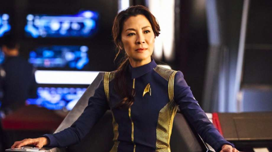 Prime Georgiou Star Trek Michelle Yeoh