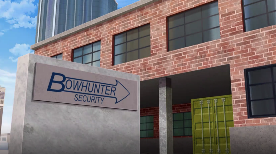 Young Justice, Bowhunter Security Easter egg