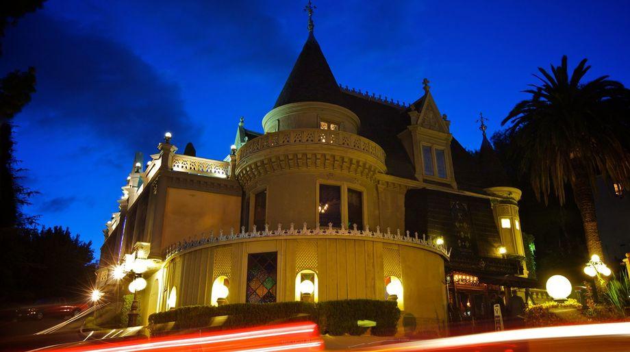 The Magic Castle, Los Angeles, California