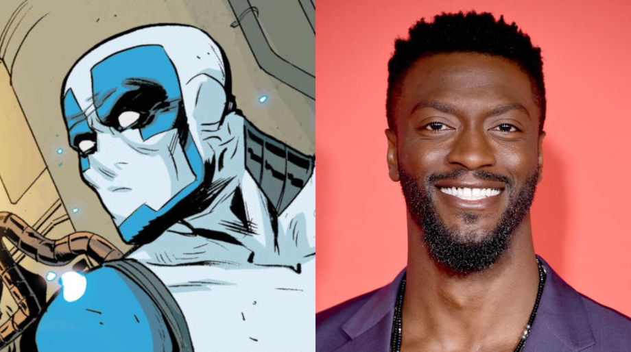 Aldis Hodge as Quantum