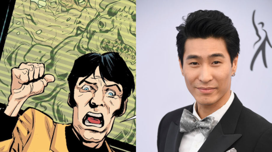 Chris Pang as Johnny 1