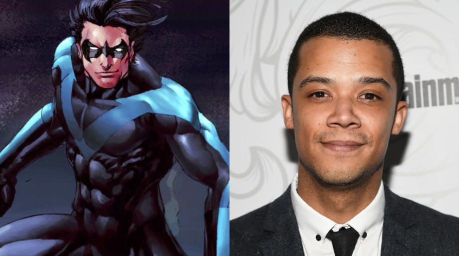 Jacob Anderson as Nightwing