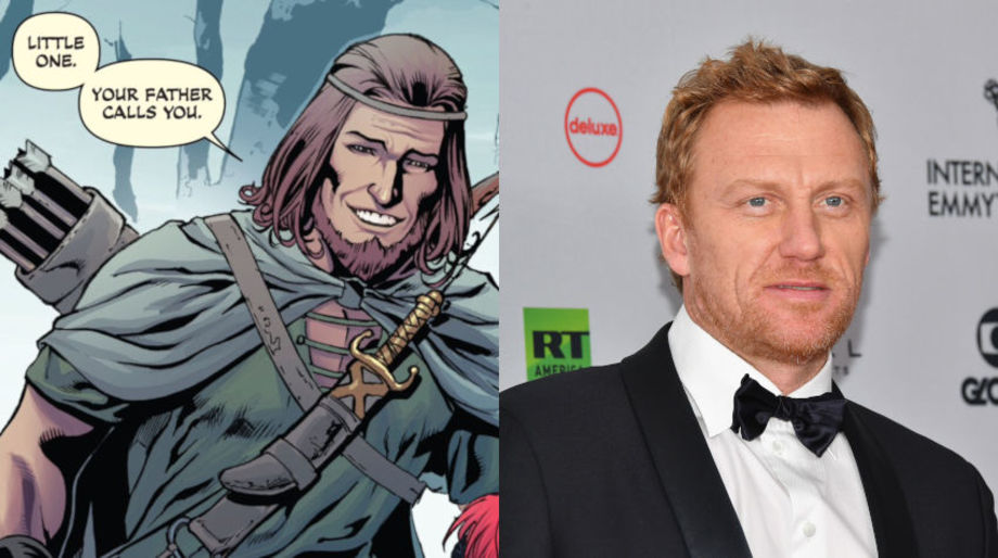 Kevin McKidd as Sonja's Father