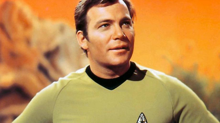 Kirk TOS Star Trek