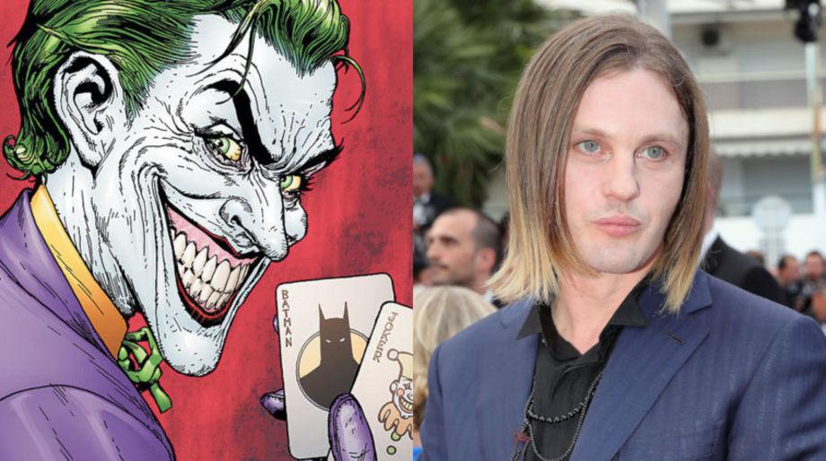 Michael Pitt as the Joker