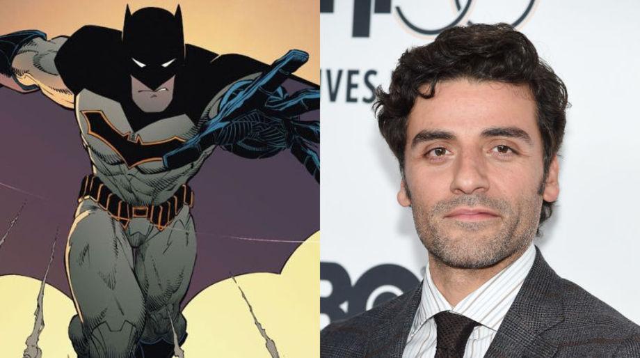 Oscar Isaac as Batman
