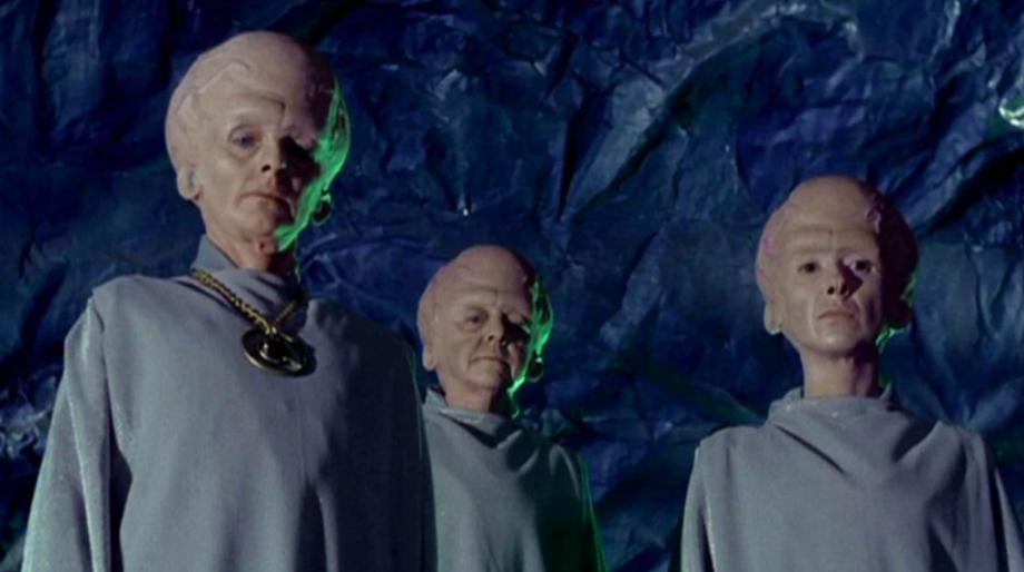 Talosian TOS Star Trek