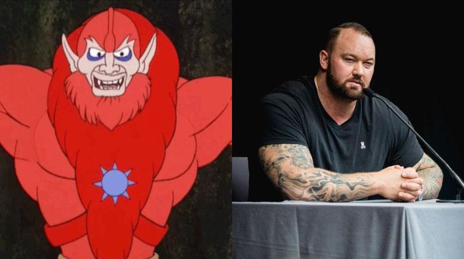 Hafþór Júlíus Björnsson as Beast Man