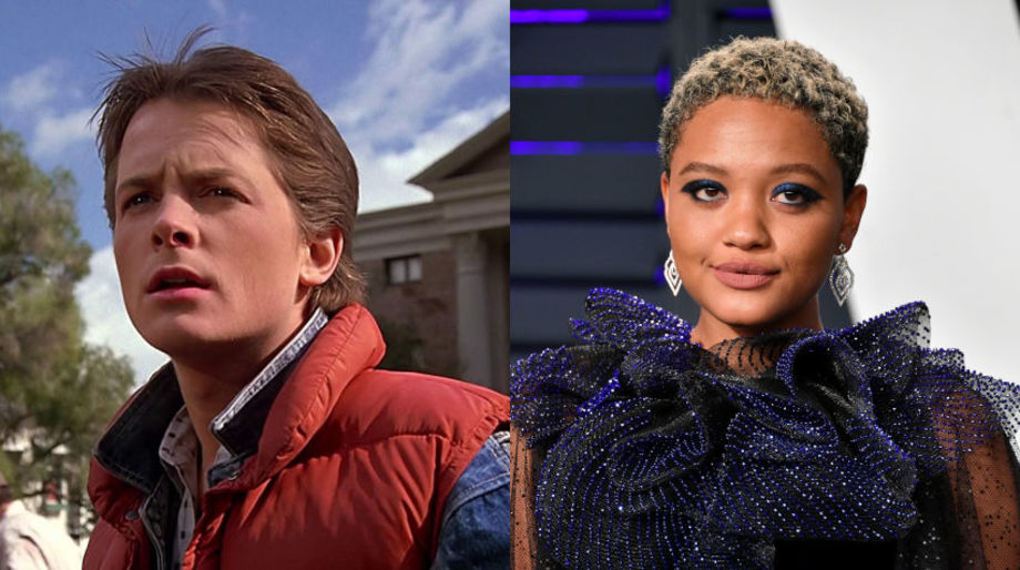 Kiersey Clemons as Marty Baines McFly