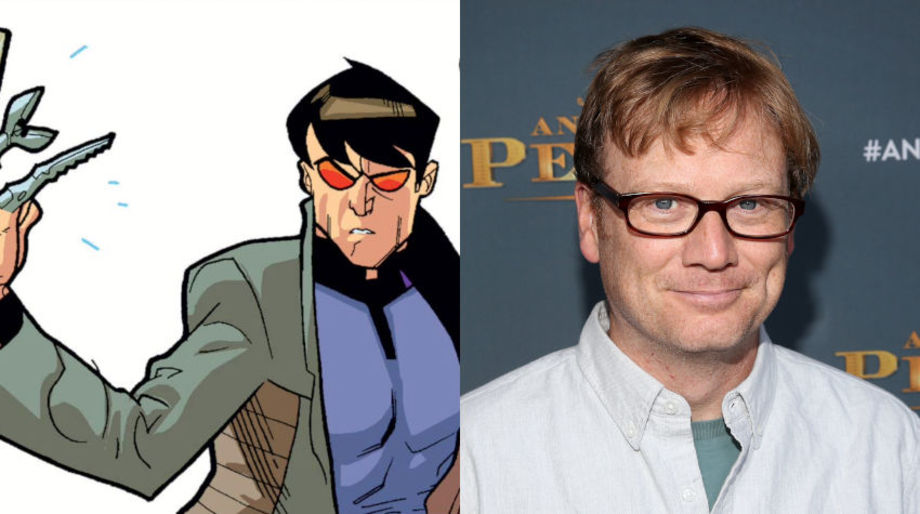 Andy Daly as Aaron Stack