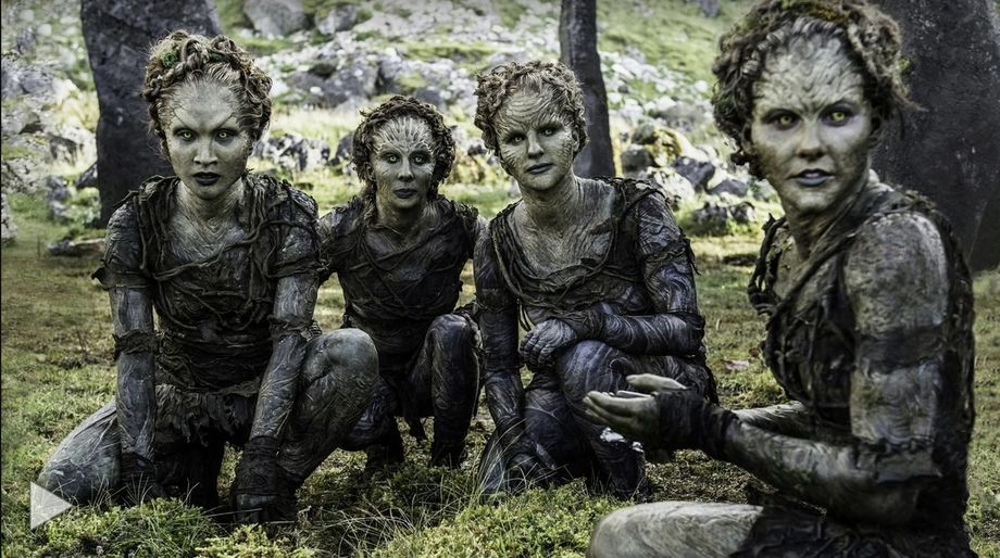 Children of the Forest in Game of Thrones