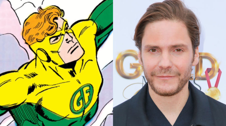 Daniel Brühl as Geo-Force