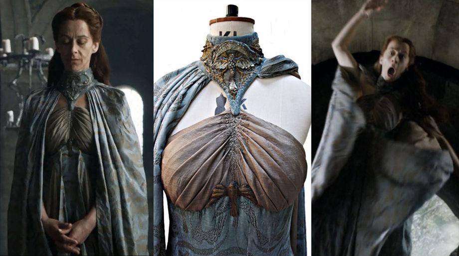 Lysa Arryn in Game of Thrones