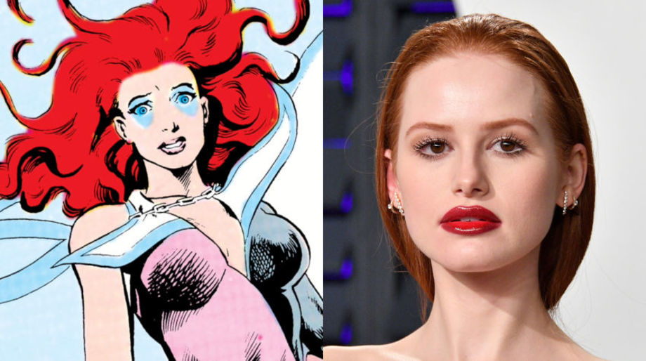Madelaine Petsch as Looker