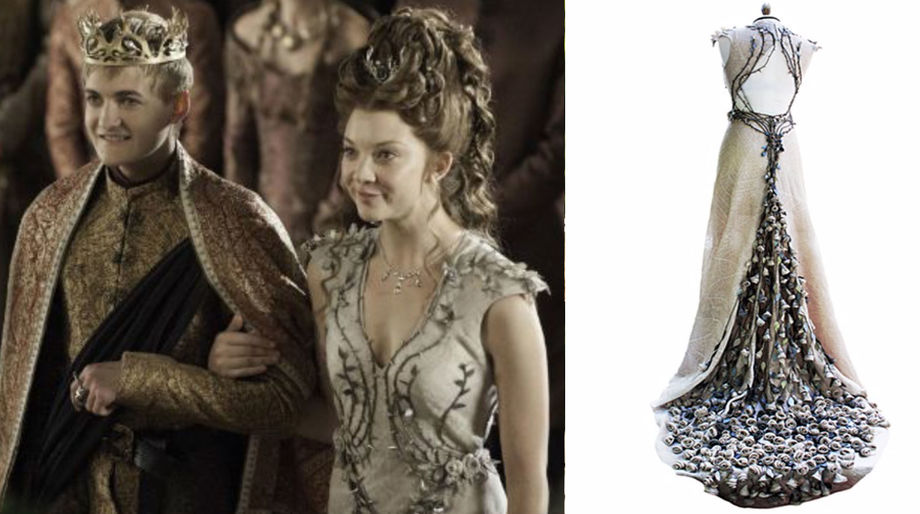 Margaery and Joffrey in Game of Thrones