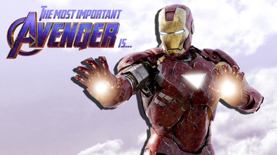 Most Important Avenger Iron Man