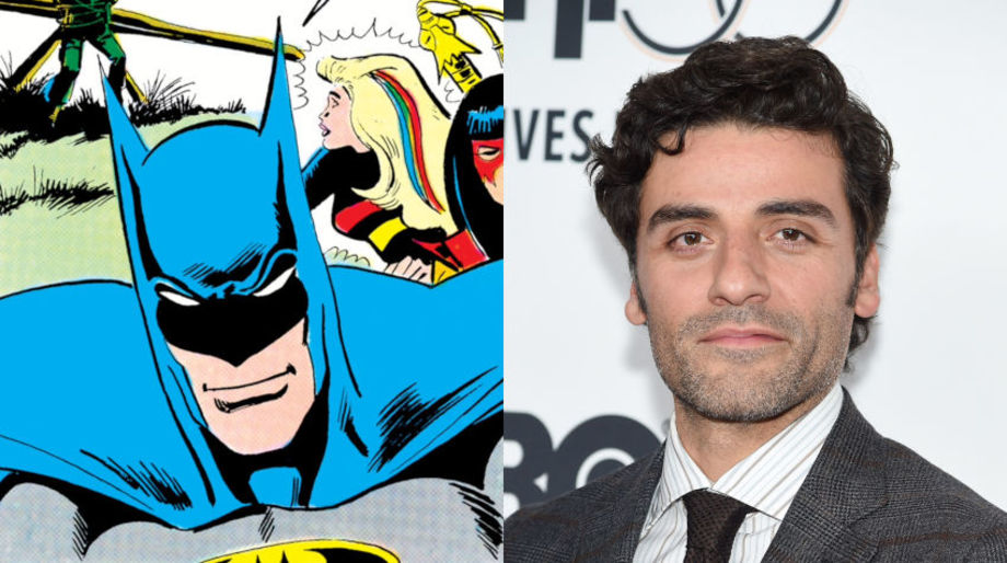 Oscar Isaac as Batman