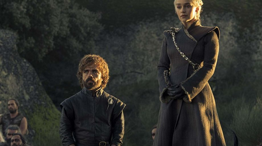 Tyrion Lannister and Daenerys Targaryen, Game of Thrones