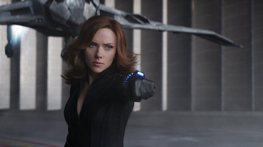 Black Widow, Captain America: Civil War