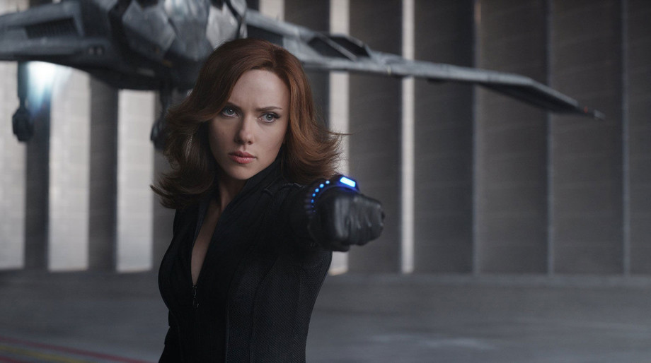 Black Widow, Captain America: Civil War
