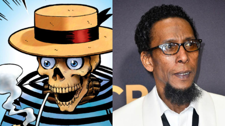 Ron Cephas Jones as Death